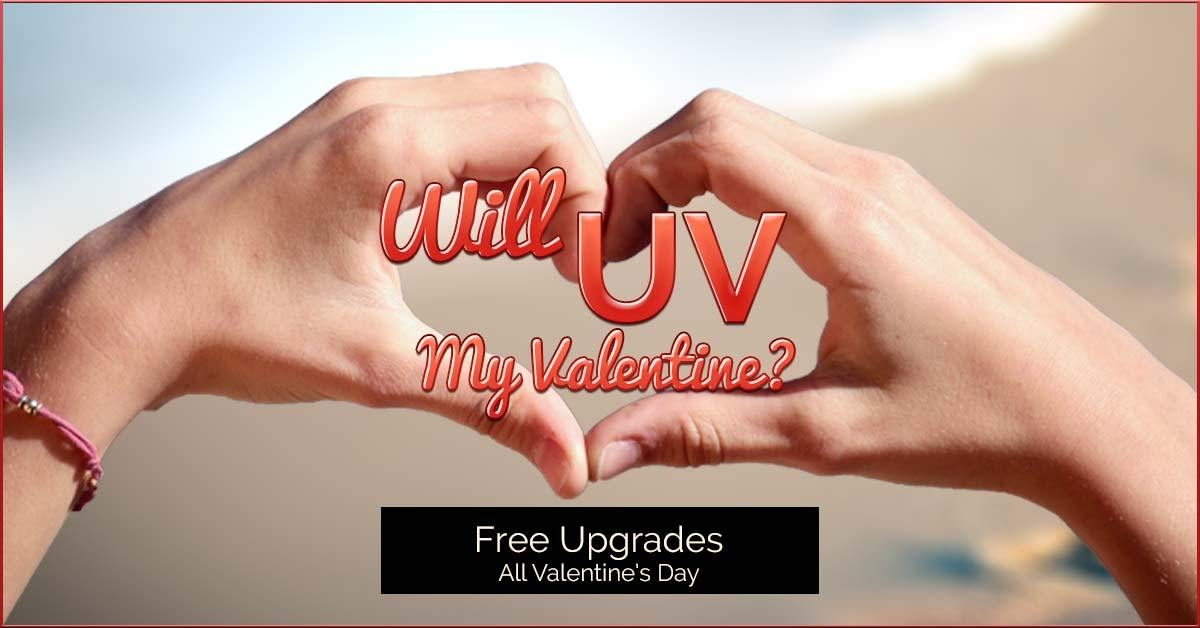 Will UV My Valentine?