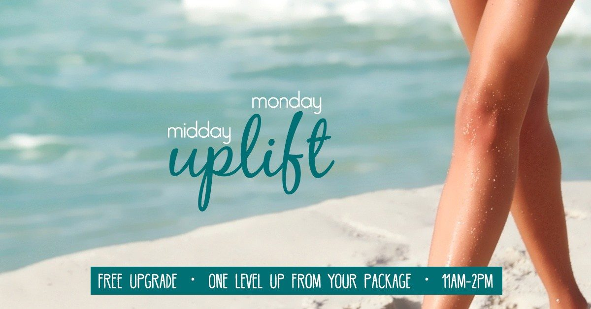 Midday Monday Uplift